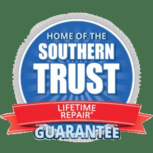 Lifetime Repair Guarantee